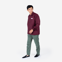 Load image into Gallery viewer, Haku Coach Jacket Red