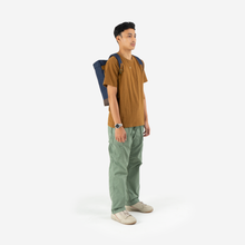 Load image into Gallery viewer, Terra Backpack Navy