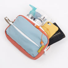 Load image into Gallery viewer, [COLLABS] Dopp Kit VISVAL x Indy Ratna Series Light Blue