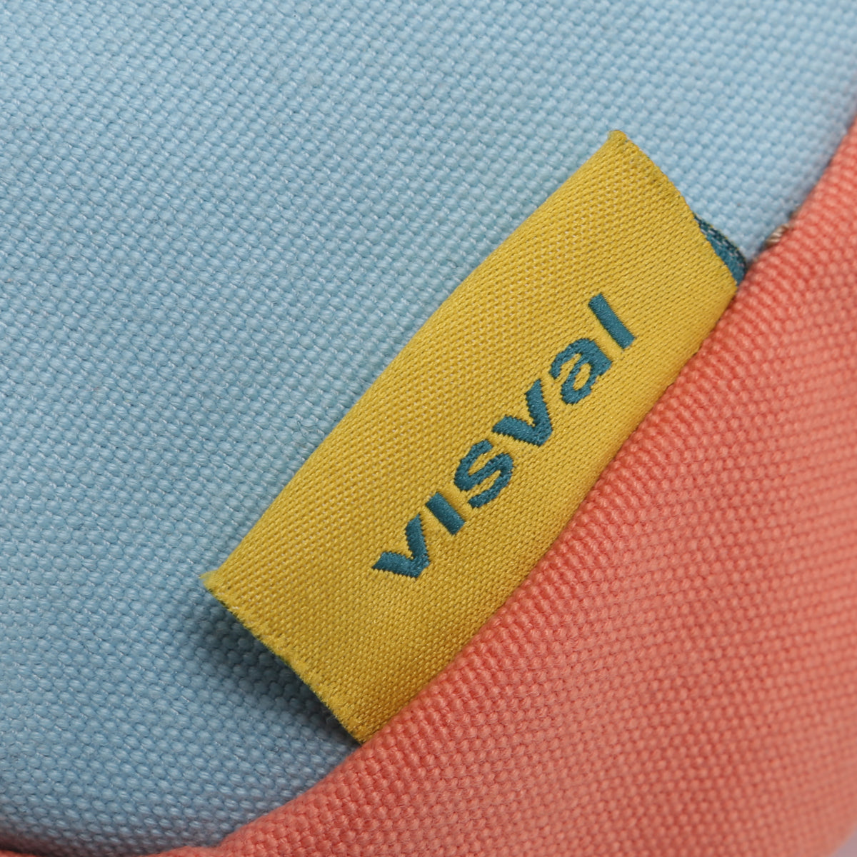 [COLLABS] Waist Bag VISVAL x Indy Ratna Series Light Blue