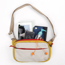 Load image into Gallery viewer, [COLLABS] Waist Bag VISVAL x Indy Ratna Series Beige