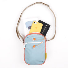 Load image into Gallery viewer, [COLLABS] Sling Bag VISVAL x Indy Ratna Series Light Blue