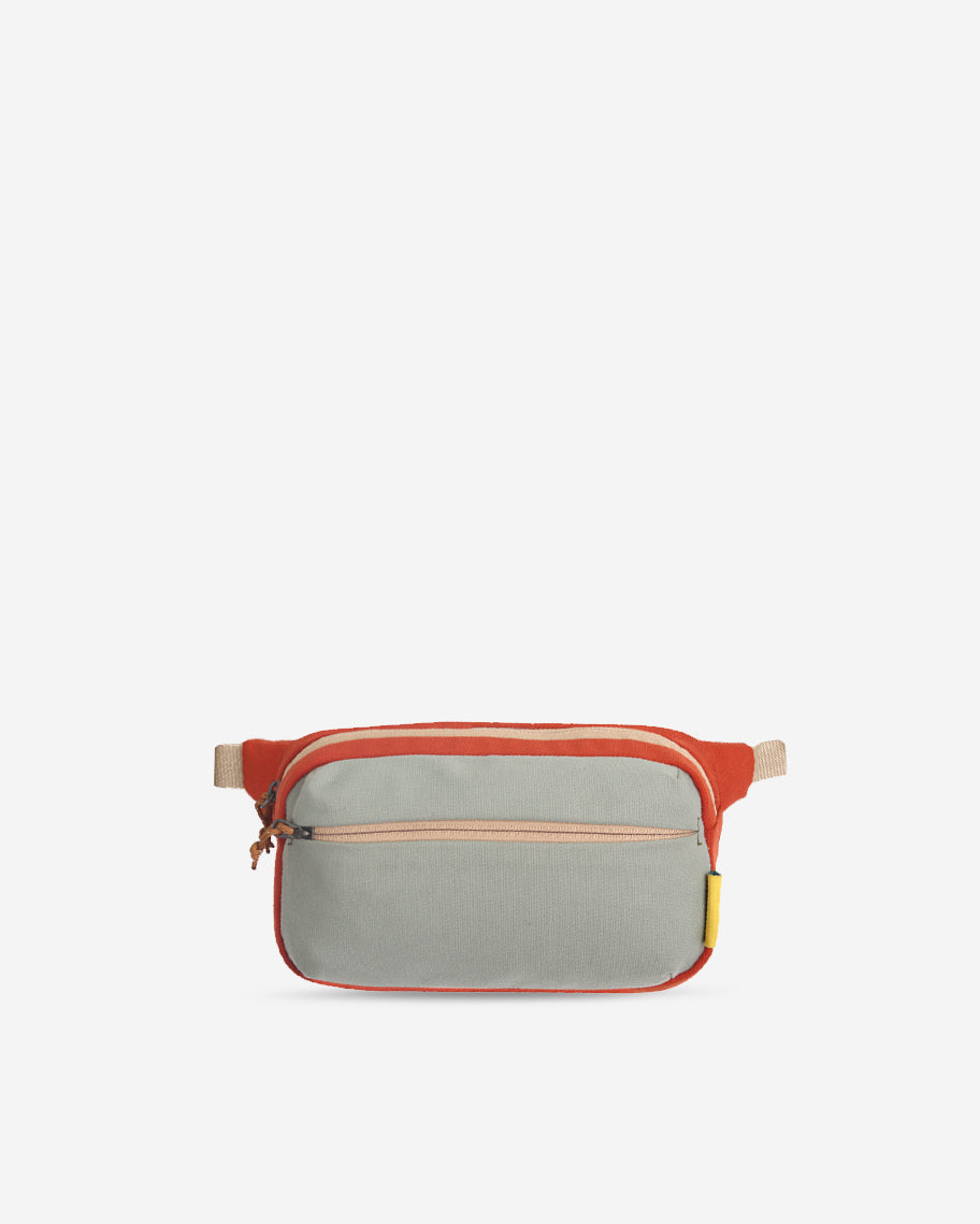 [COLLABS] Waist Bag VISVAL x Indy Ratna Series Light Olive