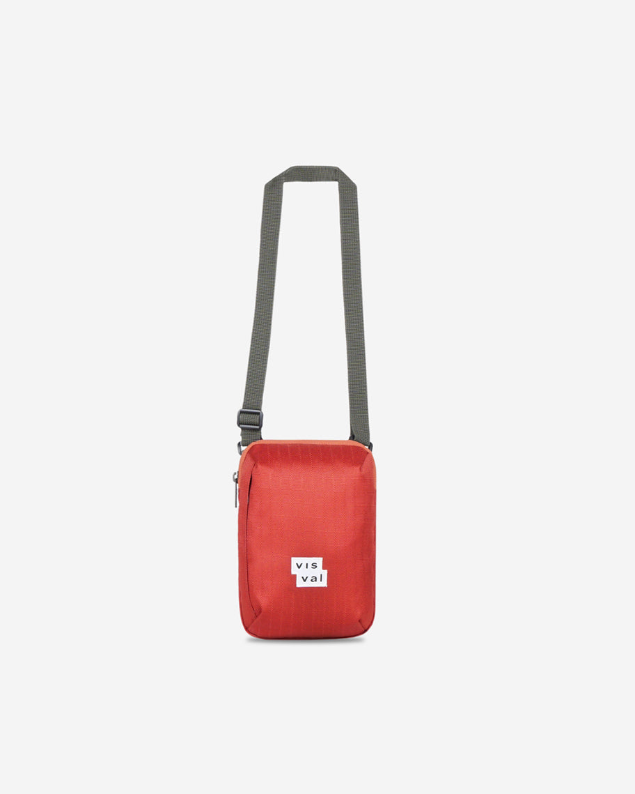 Equal Sling Bag Brick-Red
