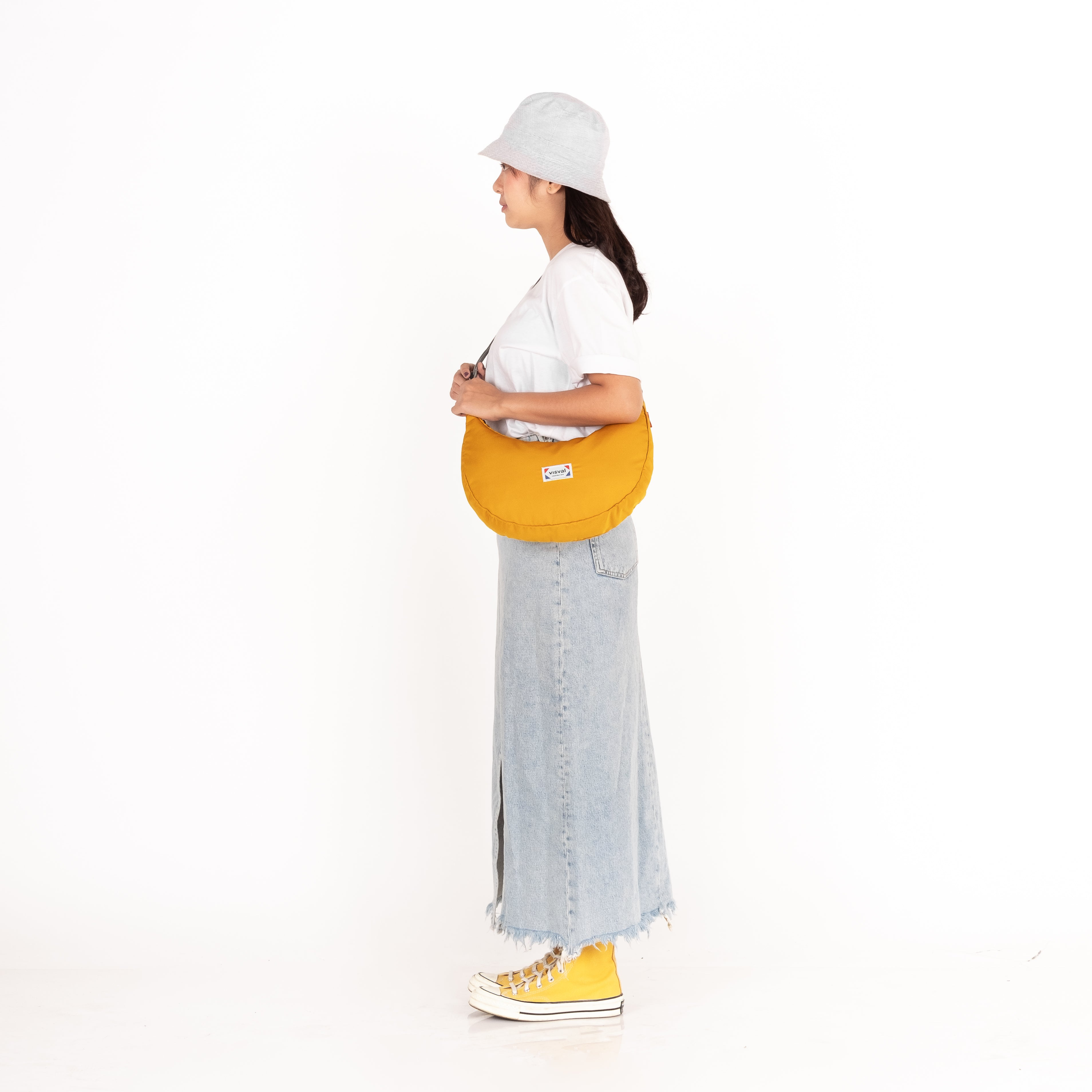Lura Sling Bag Yellow