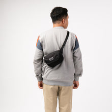 Load image into Gallery viewer, [COLLABS] Waist Bag VISVAL x Abimanyu Series Black