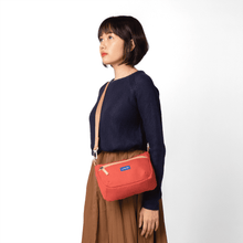 Load image into Gallery viewer, Walker 2.0 Sling Bag Brick Red