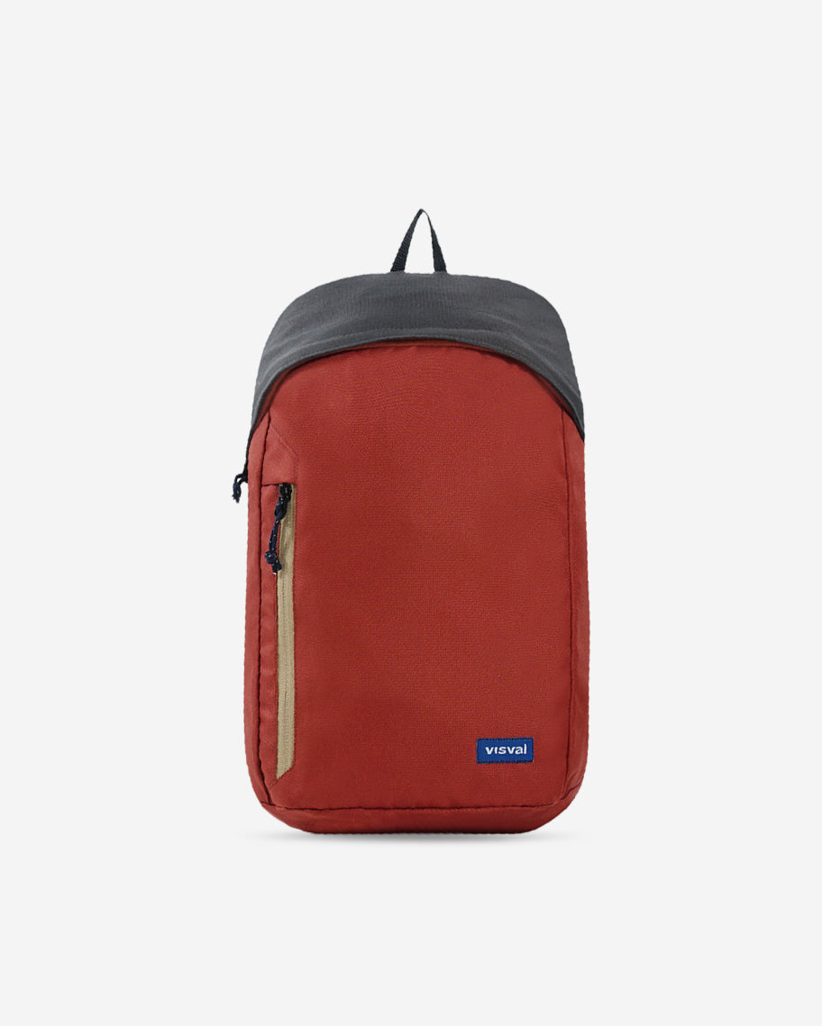 Wizzle Backpack Brick Red