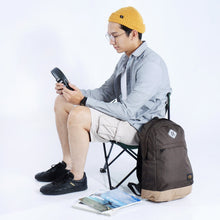 Load image into Gallery viewer, Alva Backpack Brown
