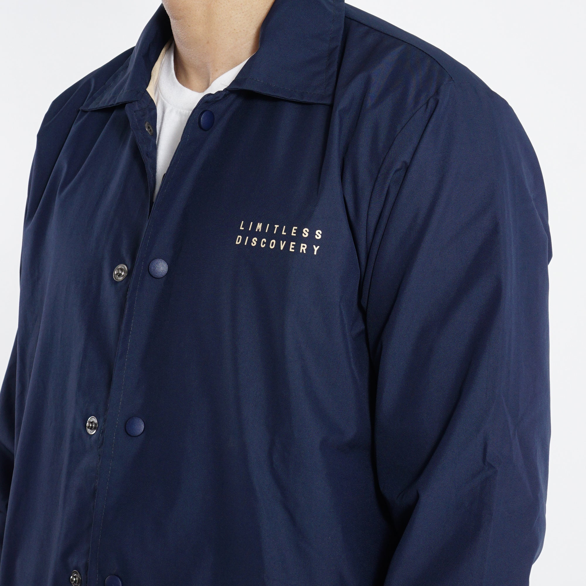 Errode Coach Jacket Navy