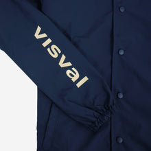 Load image into Gallery viewer, Errode Coach Jacket Navy