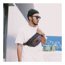 Load image into Gallery viewer, Ezzy Waist Bag Black