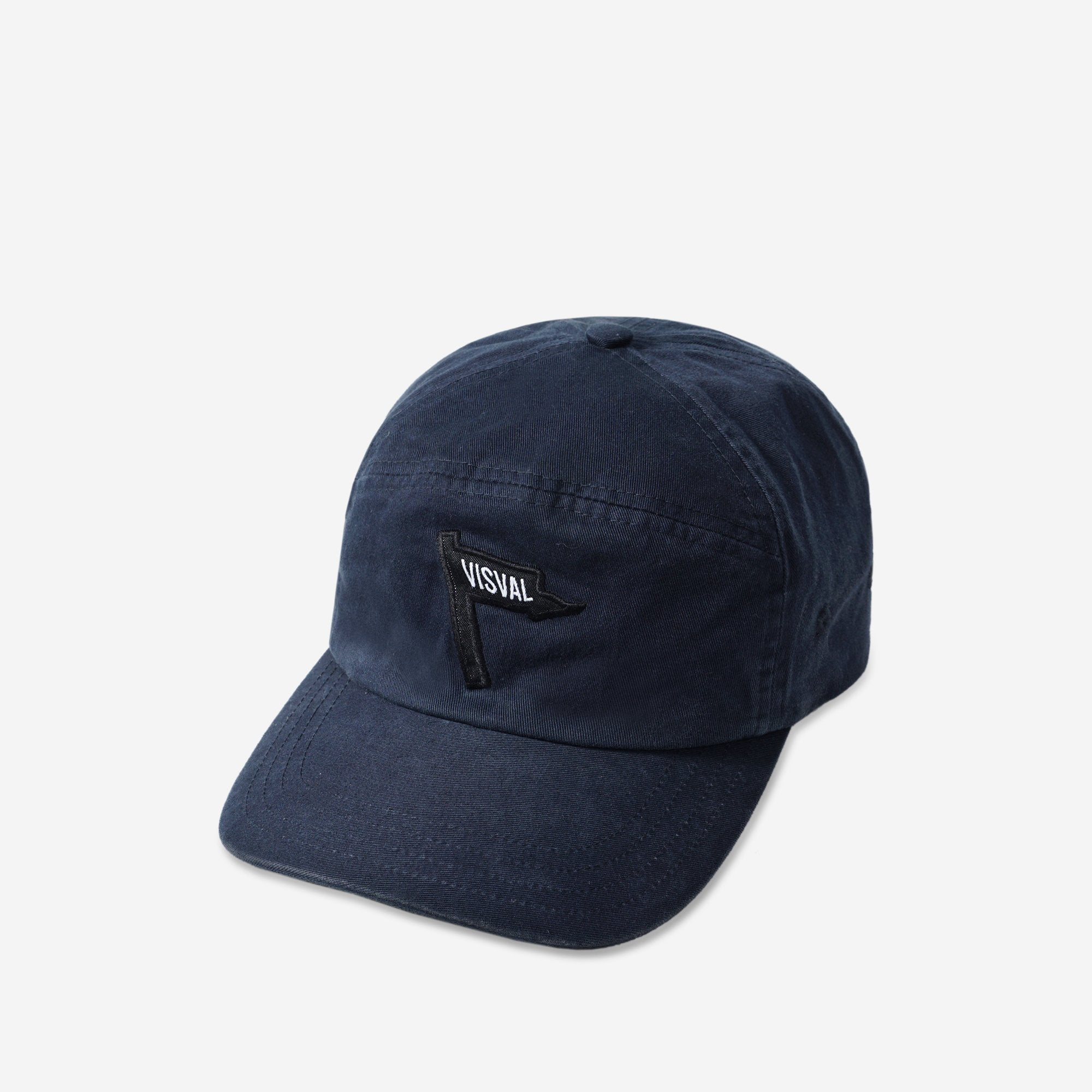 Flag Panel Cap Navy