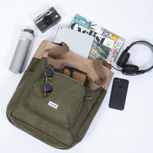 Load image into Gallery viewer, Galla Backpack Olive