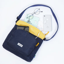 Load image into Gallery viewer, Galla Sling Bag Navy