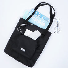Load image into Gallery viewer, Galla Totebag Black
