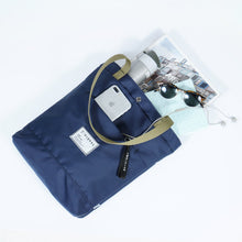 Load image into Gallery viewer, Hiro Totebag Navy