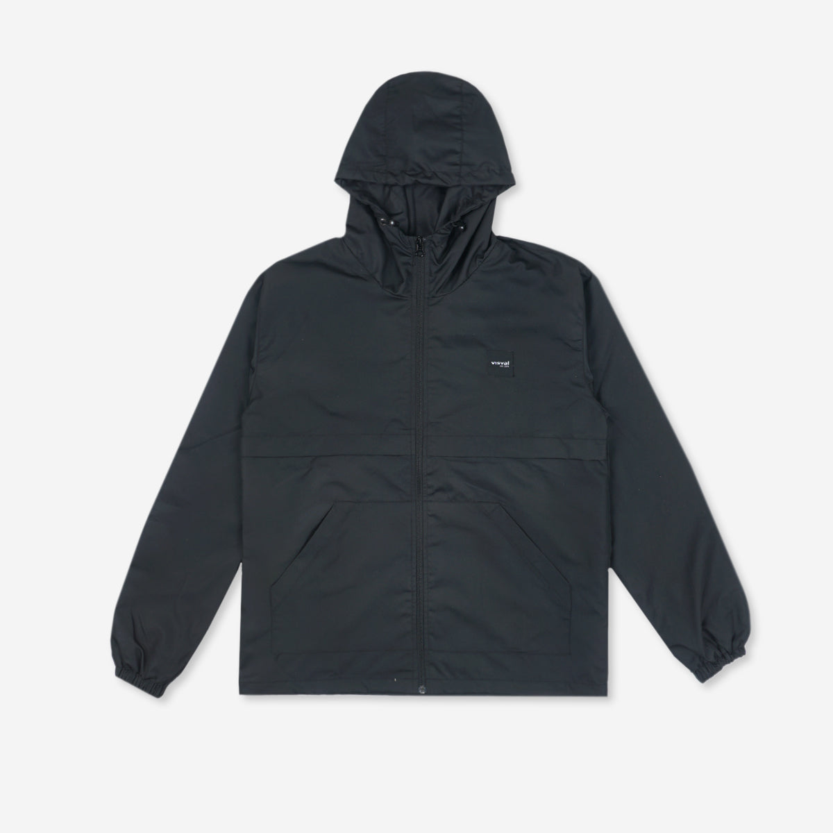 Narco Windbreaker Jacket Black