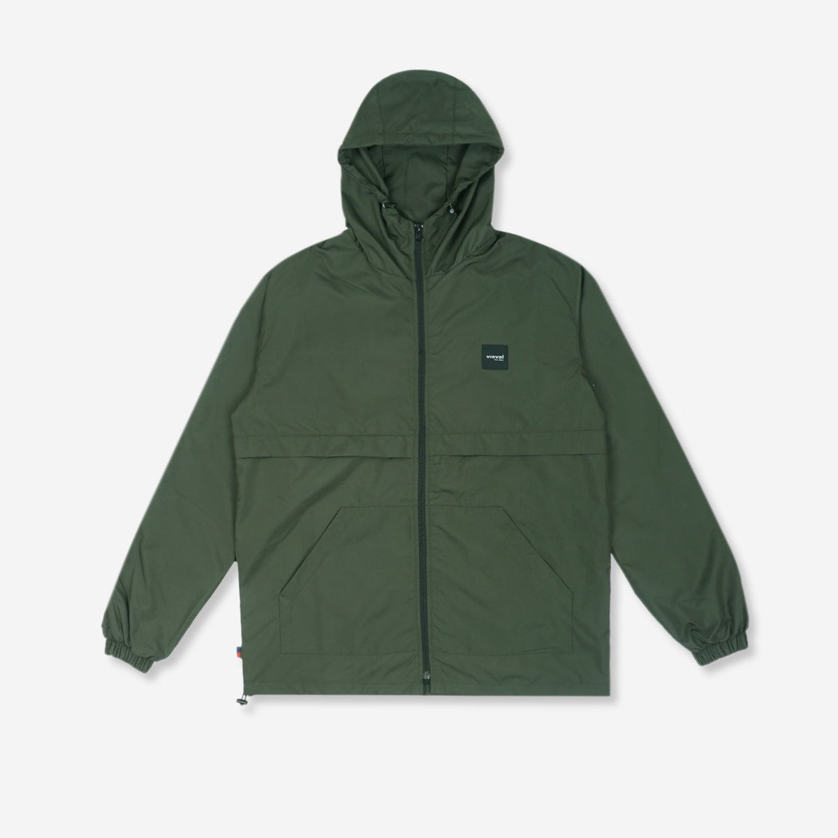 Narco Windbreaker Jacket Olive