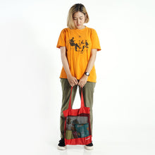 Load image into Gallery viewer, Kara Tote Bag Red