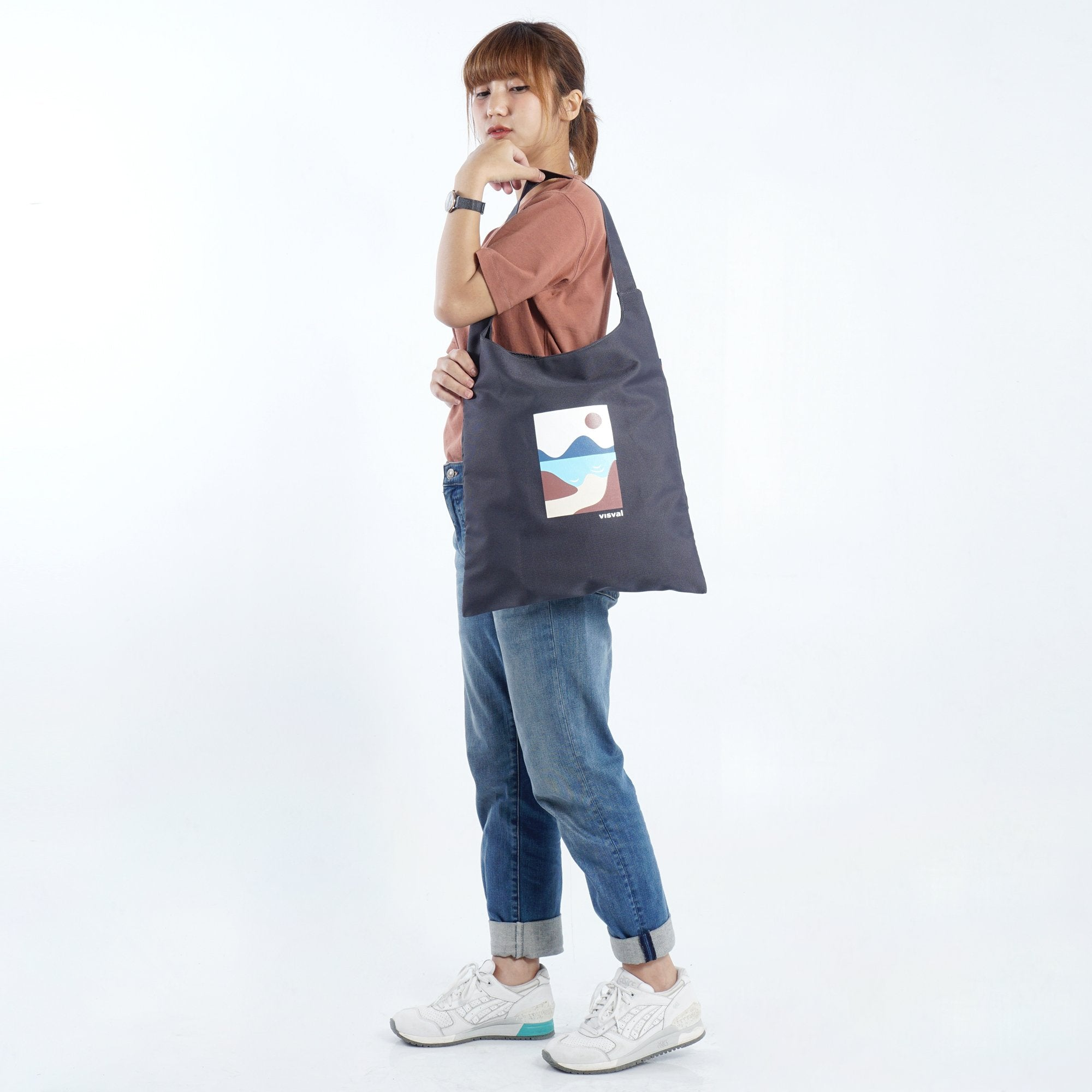 Kawa Totebag Grey