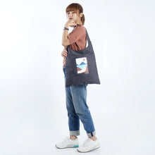 Load image into Gallery viewer, Kawa Totebag Grey