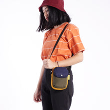 Load image into Gallery viewer, Lexa Sling Bag Navy