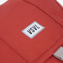 Load image into Gallery viewer, Meta Sling Bag Brick Red