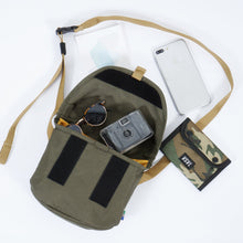 Load image into Gallery viewer, Meta Sling Bag Olive