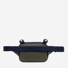 Load image into Gallery viewer, Oxsa Waist Bag Tosca Navy Olive