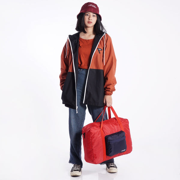 Peddra Duffle Bag Red
