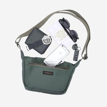 Load image into Gallery viewer, Sling Bag Walker Olive Green