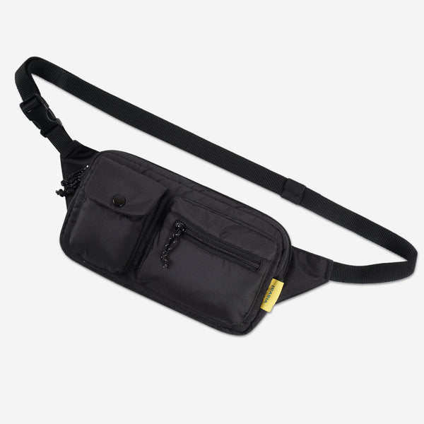 Takka Waist Bag Black