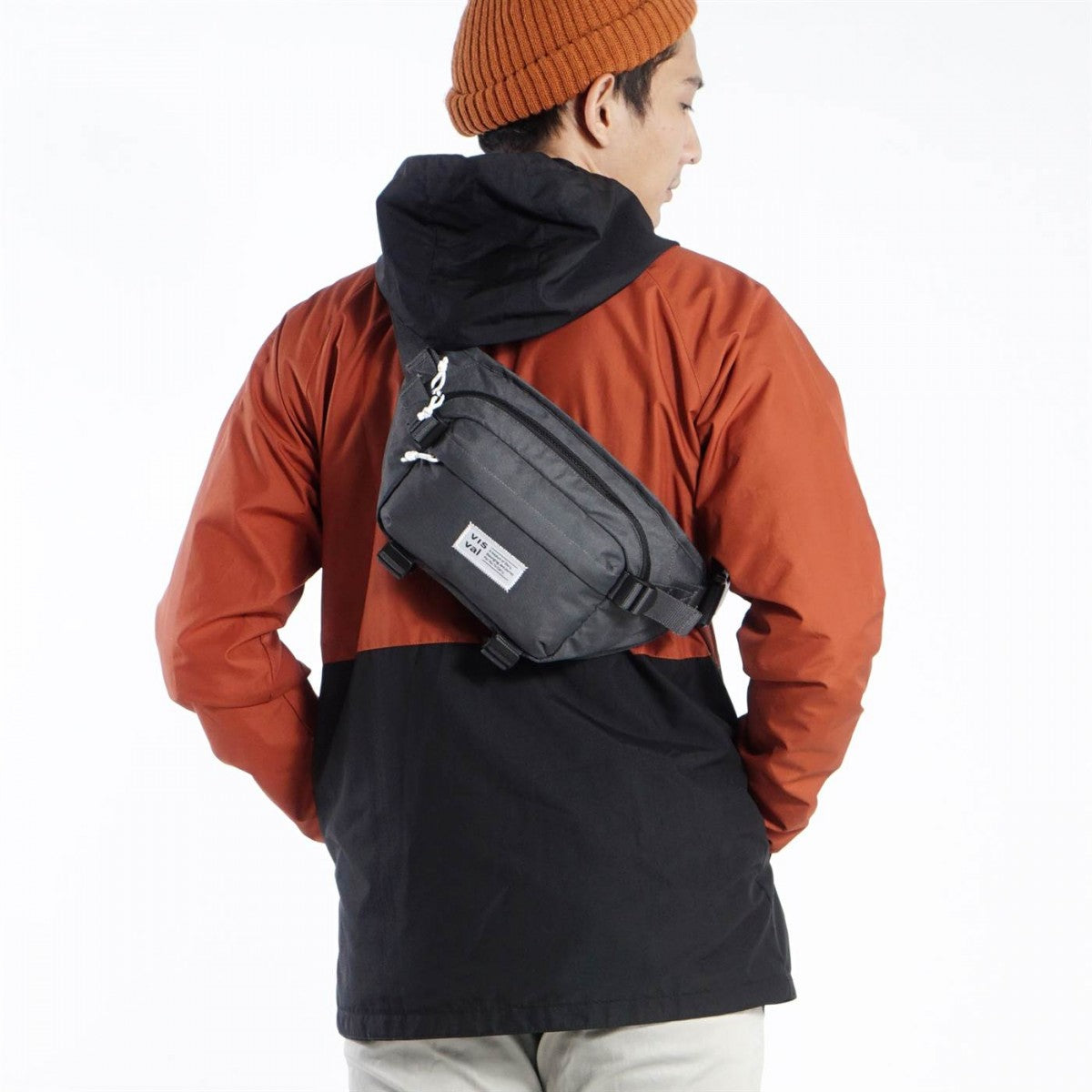 Targa Waist Bag Grey