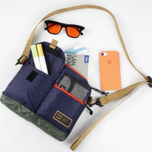 Load image into Gallery viewer, Sling Bag Tetra Navy