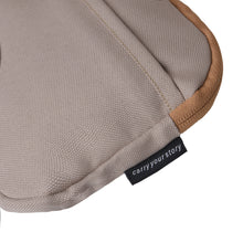 Load image into Gallery viewer, Zeka Pouch Khaki