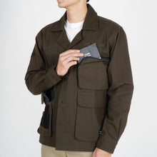 Load image into Gallery viewer, Wander Parka Jacket Olive