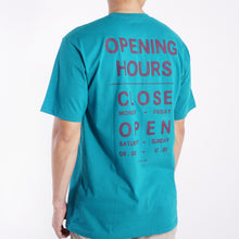 Load image into Gallery viewer, Weekend Turquoise Tshirt