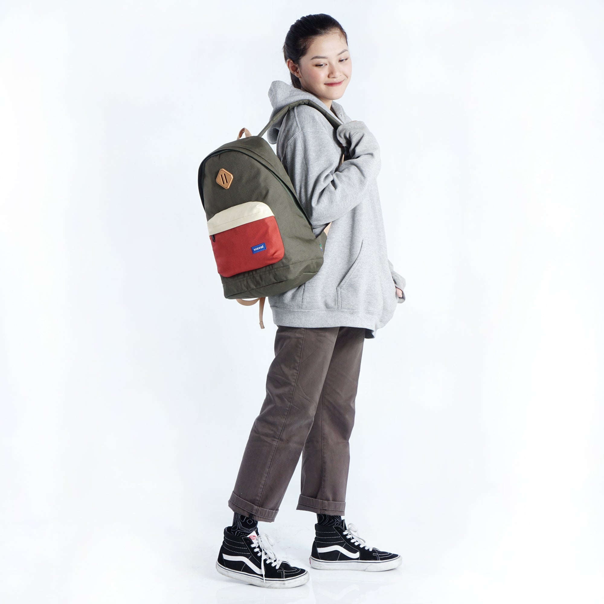 Zema Backpack Olive