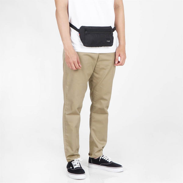 Zenith Waist Bag Black