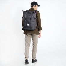 Load image into Gallery viewer, Zoom Monochromatic Backpack Grey