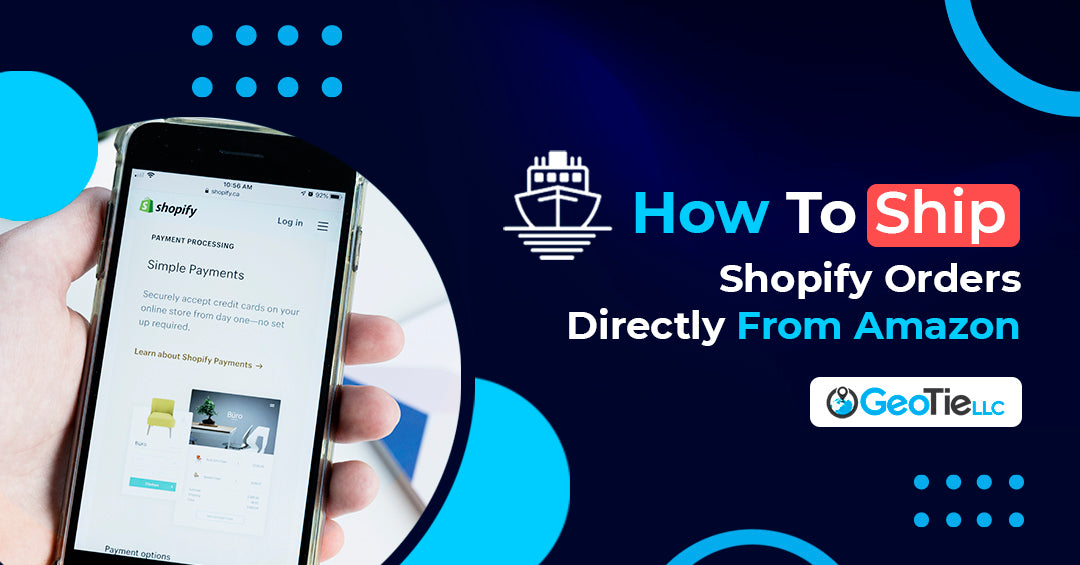 How To Ship Shopify Orders Directly From Amazon FBA Warehouse