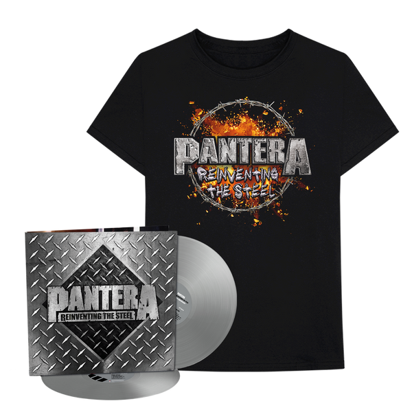REINVENTING THE STEEL: 20th ANNIVERSARY EDITION 2LP + T-Shirt