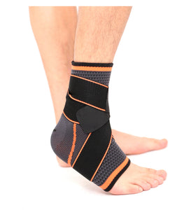 Adjustable Ankle Brace Suitable for All Sports