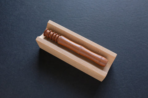 Sandalwood Burnisher – Brown