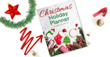 Printable Christmas List Holiday Planner {25 Pages}