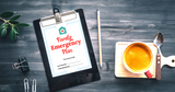 Printable Family Emergency Planning Guide {6 pages}
