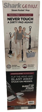 Load image into Gallery viewer, Shark Genius™ Steam Pocket® Mop System (Factory Refurbished with one month Guarantee)