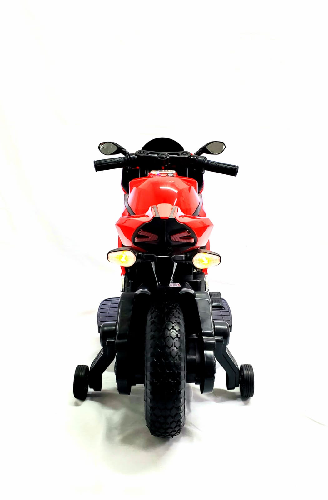 Ducati Style Ride on Motor Bike (Red)