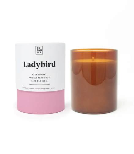 Ladybird Medium Candle